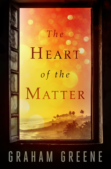 The Heart of the Matter - cover