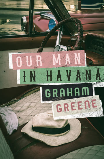 Our Man in Havana - cover