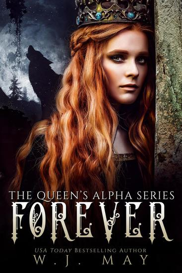 Forever - The Queen's Alpha Series #5 - cover