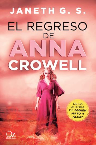 El regreso de Anna Crowell - cover