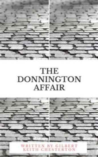 The Donnington Affair - cover