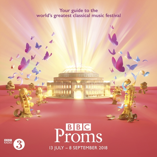 BBC Proms 2018 - Festival Guide - cover
