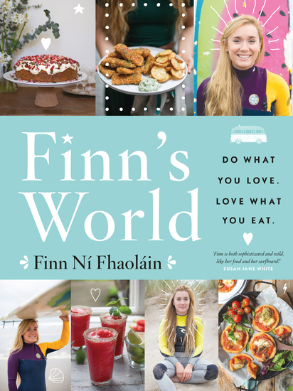 Finn's World - Do What You Love Love What You Eat - cover