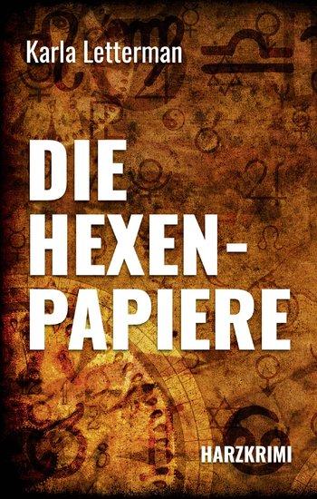 Die Hexenpapiere - Harzkrimi - cover