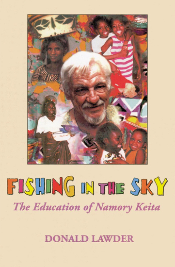 Fishing in the Sky - The Education of Namory Keita - cover