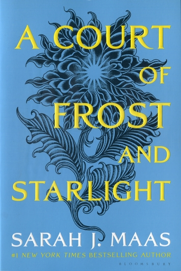 A Court of Frost and Starlight - cover