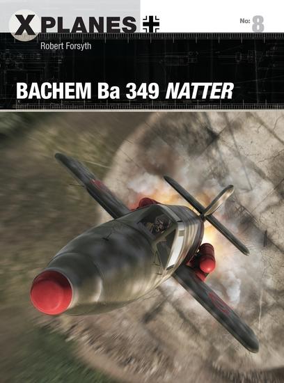 Bachem Ba 349 Natter - cover