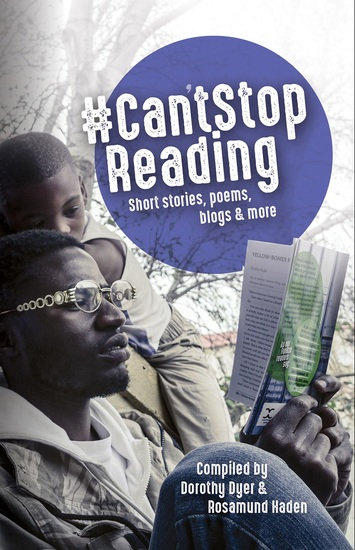 Can't Stop Reading - Short Stories Poems Blogs and more - cover