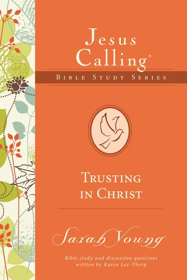 Trusting in Christ - cover