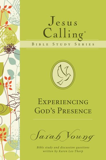 Experiencing God's Presence - cover