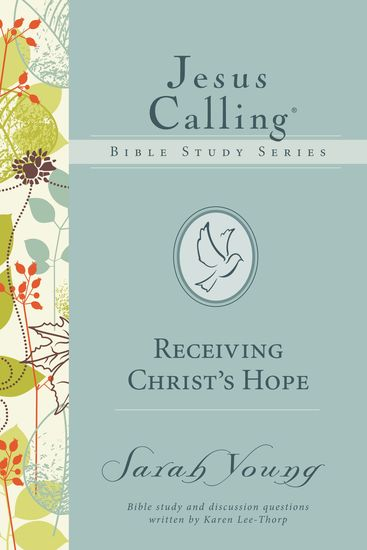 Receiving Christ's Hope - cover