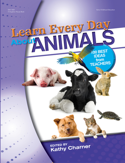 Learn Every Day About Animals - 100 Best Ideas from Teachers - cover