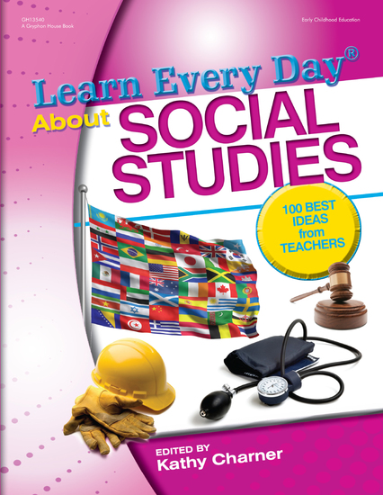 Learn Every Day About Social Studies - 100 Best Ideas from Teachers - cover