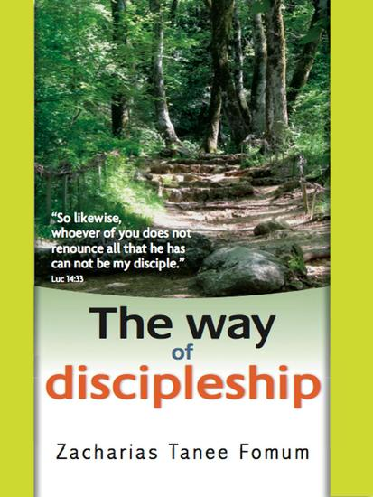 The Way of Discipleship - The Christian Way #3 - cover