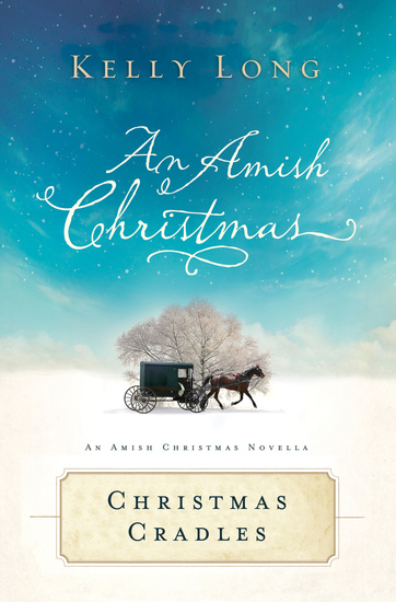 Christmas Cradles - An Amish Christmas Novella - cover