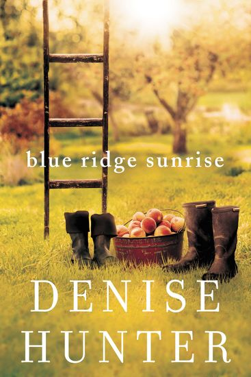 Blue Ridge Sunrise - cover