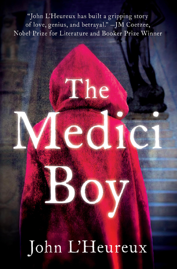 The Medici Boy - cover