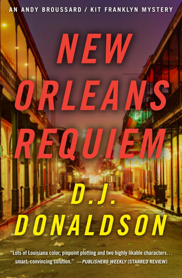 New Orleans Requiem - cover