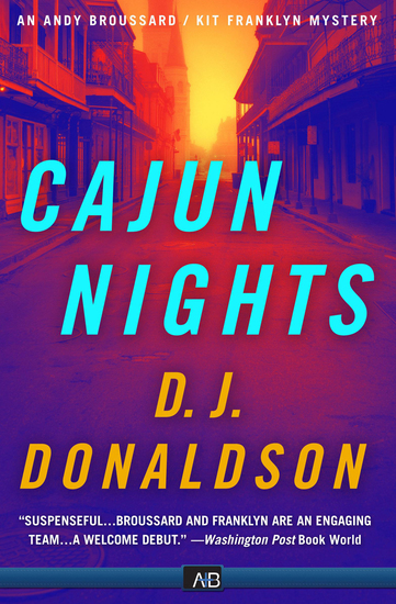Cajun Nights - cover