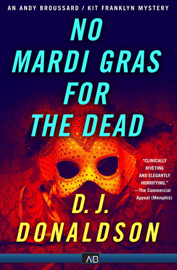 No Mardi Gras for the Dead - cover