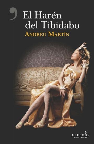 El Harén del Tibidabo - cover