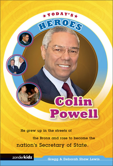Colin Powell - cover