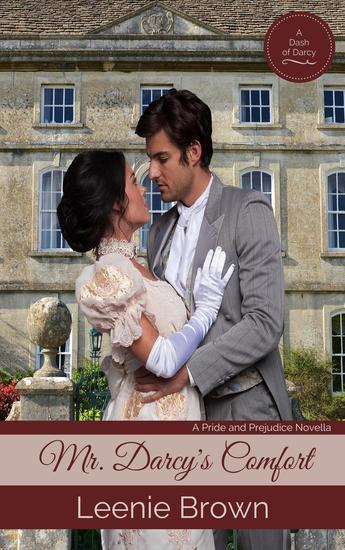 Mr Darcy's Comfort - Dash of Darcy and Companions Collection #9 - cover