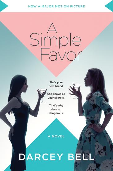 A Simple Favor - A Novel - cover