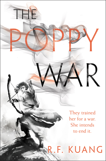 The Poppy War - A Novel - cover
