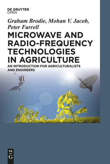 Microwave and Radio-Frequency Technologies in Agriculture - An Introduction for Agriculturalists and Engineers - cover