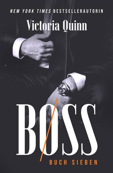 Boss Buch Sieben - Boss #7 - cover