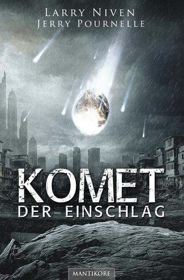 Komet - Der Einschlag - Ein Science Fiction Klassiker von Larry Niven & Jerry Pournelle - cover