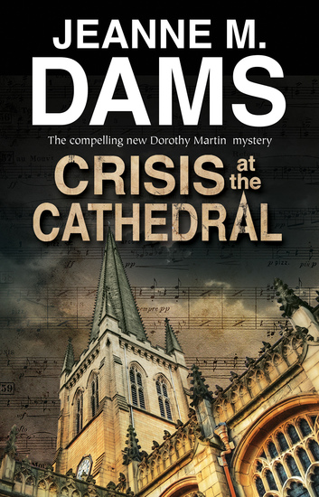 Crisis at the Cathedral - cover
