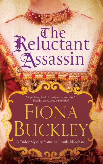 Reluctant Assassin The - cover