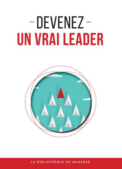 Devenez un vrai leader - cover