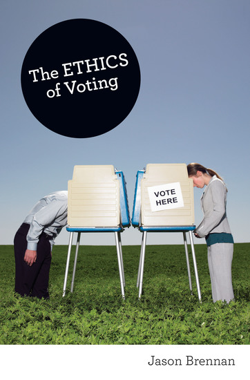 The Ethics of Voting - cover