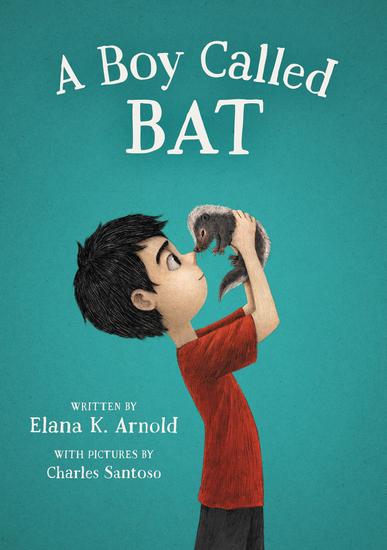 A Boy Called Bat - cover