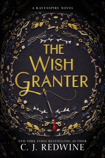 The Wish Granter - cover