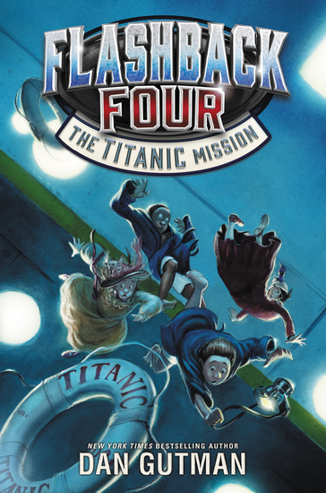 Flashback Four #2: The Titanic Mission - cover