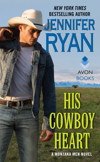 His Cowboy Heart - A Montana Men Novel - cover