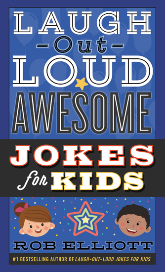 Laugh-Out-Loud Awesome Jokes for Kids - cover