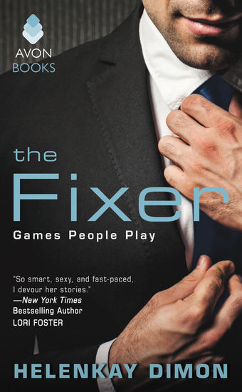 The Fixer - Games People Play - cover