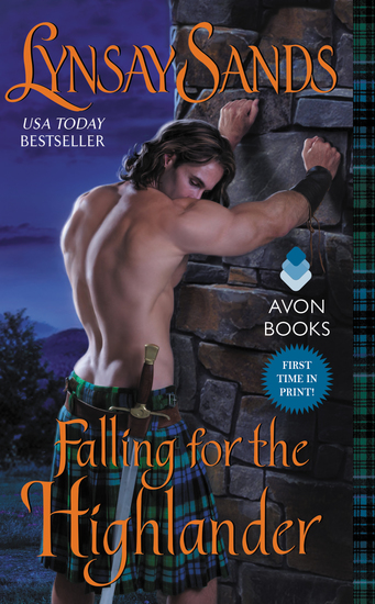 Falling for the Highlander - Highland Brides - cover