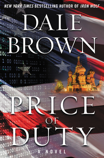 Price of Duty - A Novel - cover