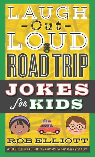 Laugh-Out-Loud Road Trip Jokes for Kids - cover