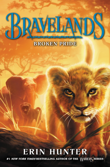 Bravelands #1: Broken Pride - cover