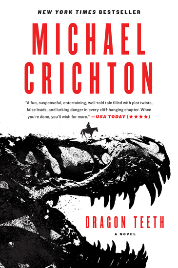Dragon Teeth - A Novel - cover