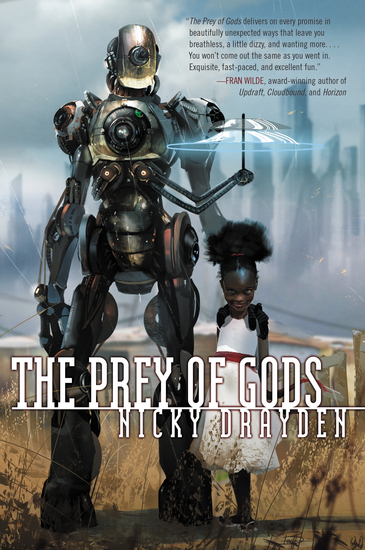 The Prey of Gods - cover