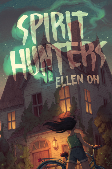 Spirit Hunters - cover