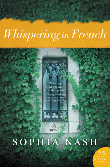 Whispering in French - A Novel - cover